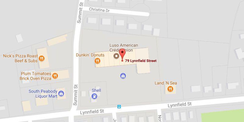 Lynnfield Street Office Location